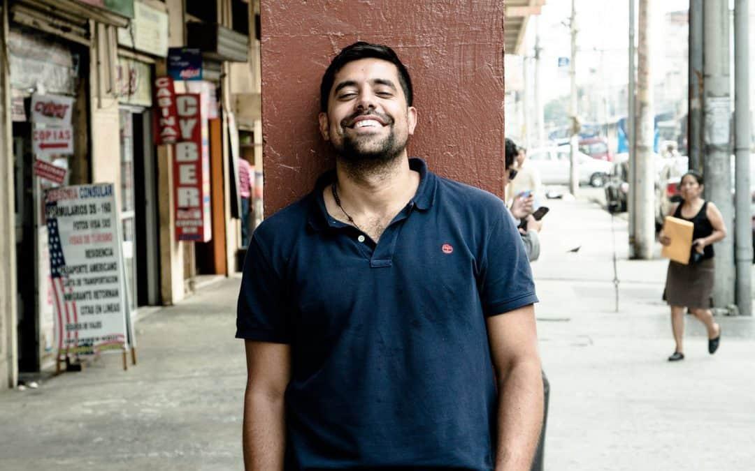Carlos Zamora wird zusätzlich neuer Dozent für Rap